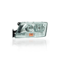 Original ABAKUS Ersatzteilkatalog für passende MITSUBISHI Hauptscheinwerfer