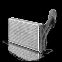 Kupé-värmeväxlare med original kvalité till VOLVO lastbilar