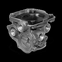 LKW Bremsventil, Anhänger für IVECO Nutzfahrzeuge in OE-Qualität