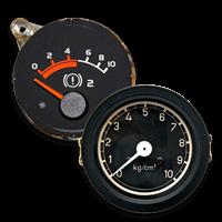 Strumenti indicatori di qualità originale per camion DAF