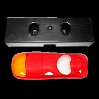 Catalogus Achterlichtonderdelen voor vrachtwagens - selecteer in de online winkel AUTODOC