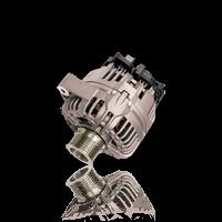 Original BOSCH Ersatzteilkatalog für passende VOLVO Generator