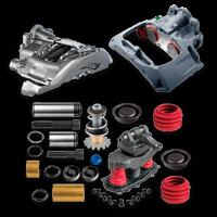 LKW Bremssattel / -halter(Träger) für MAN Nutzfahrzeuge in OE-Qualität