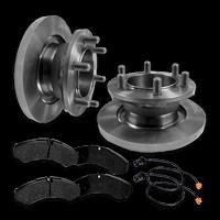 Catalogue Kit de freins pour camions - achetez-en sur la boutique en ligne AUTODOC