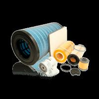 Filtersats med original kvalité till VOLVO lastbilar