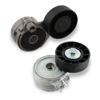 Tensioner Pulley of original quality for IVECO trucks