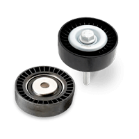 Idler- / Guide Pulley for trucks - select at AUTODOC online store