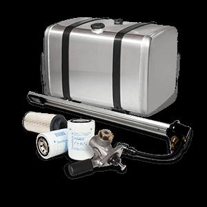 LKW Teile und Zubehör aus der Katalog Kategorie: Kraftstoffförderanlage