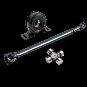 Napęd osi: katalog części zamiennych i akcesoriów do ciężarówek