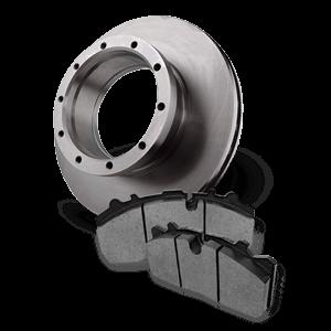LKW Teile und Zubehör aus der Katalog Kategorie: Bremsanlage