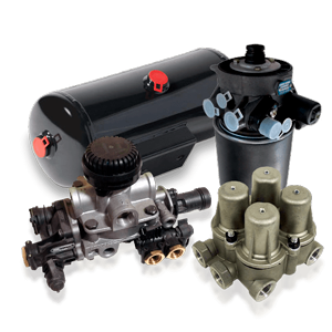 Compressed Air System: truck spare parts and accessories catalogue