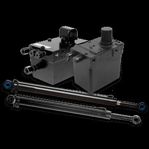Hydrauliksystem: Katalog för reservdelar och tillbehör till lastbilar