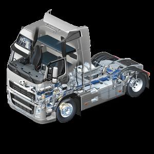 Hibrid: kamion alkatrészek és kiegészítők katalógusa
