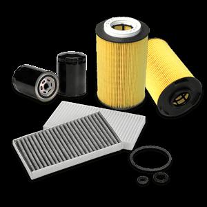 Piese de service/ Inspectie / Intretinere: catalog de piese de schimb și accesorii pentru camioane