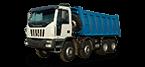 LKW Ladeluftkühler / Einzelteile für ASTRA HD 8