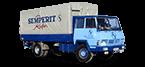 Motorino d'avviamento / Componenti per STEYR 1290-Serie