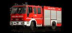 LKW Scheibenbremsbelag für IVECO EuroFire