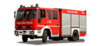 LKW Spannrolle für IVECO EuroFire
