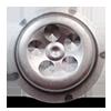 KAWASAKI Motorrad Kupplungsdruckplatte