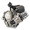 Motor for motorcycle