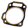 KAWASAKI Motorbike Gasket, cylinder head