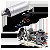 Pompe à vide pour SUZUKI GSX-R motos