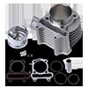 Cylindre(s) pour motos