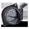 Motorbike mass airflow sensor/airflow meter