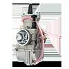 Motorbike Carburettor, complete