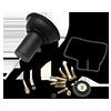 Motociklu Karburators - Atsevišķi komponenti