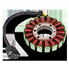 Motor-Dynamo onderdelen