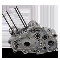 Kurbelgehäuse für Motorräder