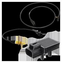 Motocicletta Sensori