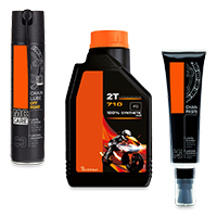 YObykes MOTORCYCLES Oils and Fluids