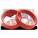 Motociklų įsiurbimo kolektoriaus tarpiklis/sandarinimo žiedas