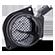Motorcykel Luftmassesensor/luftmængdesensor