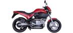 Motorfiets-componenten: Luchtfilter voor BUELL CYCLONE