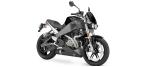 Motociklų komponentai: svirtis, skirti BUELL LIGHTNING