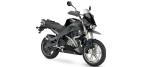 Motociklų komponentai: svirtis, skirti BUELL XB12X