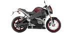 Motociklų komponentai: svirtis, skirti BUELL XB9