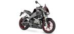 Motociklų komponentai: svirtis, skirti BUELL XB12S