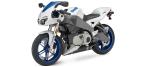 Части за мотоциклети: Уплътнение/прахозащитна капачка за BUELL XB12R