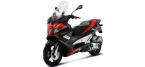 Motorrad-Komponenten: Antriebsriemen für APRILIA SR MAX