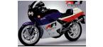 Motociklų komponentai: oro filtras, skirti APRILIA AF-1
