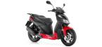 Части за мотоциклети APRILIA CUBE