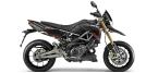 Motociklų komponentai: oro filtras, skirti APRILIA DORSODURO