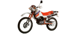 Motociklų komponentai: oro filtras, skirti APRILIA ET