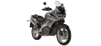 Motociklų komponentai: oro filtras, skirti APRILIA ETV
