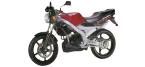Части за мотоциклети APRILIA EUROPA