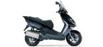 Motorrad-Komponenten: Antriebsriemen für APRILIA LEONARDO